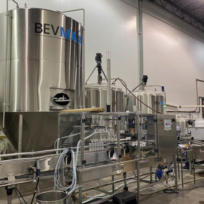 Beverage Blending and Mixing