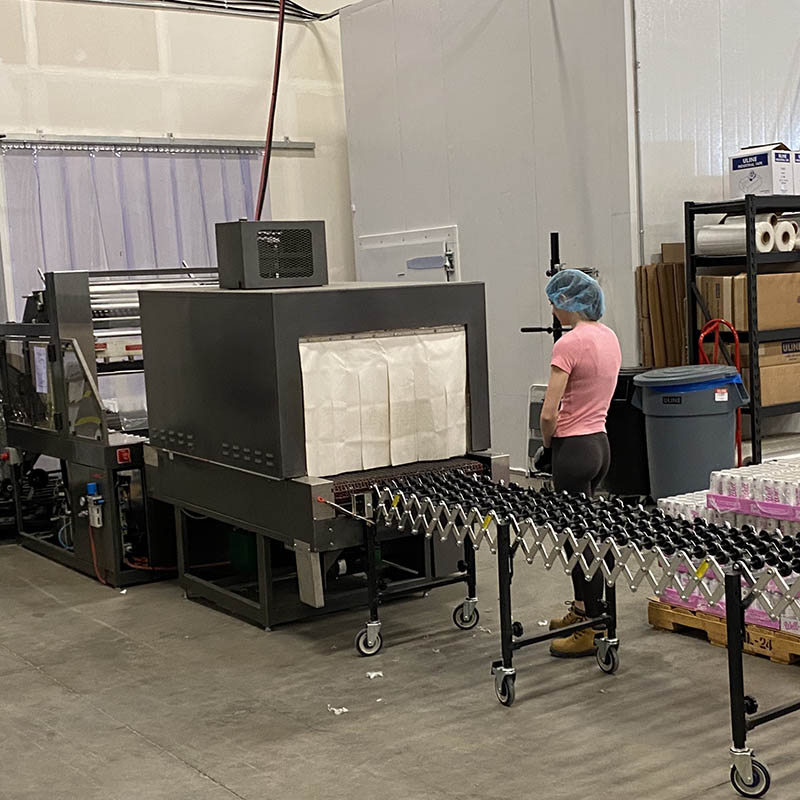 Case Packing and Palletizing